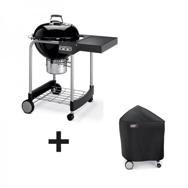 barbecue charbon weber performer 57 cm