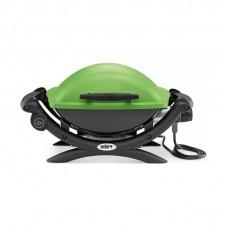 """Barbecue électrique """"Q1400"""" vert - WEBER"""