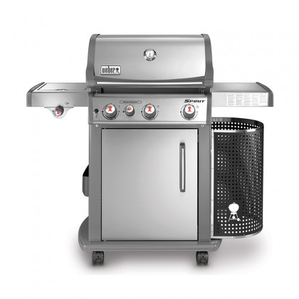 barbecue gaz spirit premium s 330 gbs inox weber. Black Bedroom Furniture Sets. Home Design Ideas