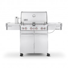 "Barbecue gaz ""Summit S-470 GBS"" - WEBER"