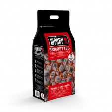 Briquettes de charbon de bois 8 kg - WEBER