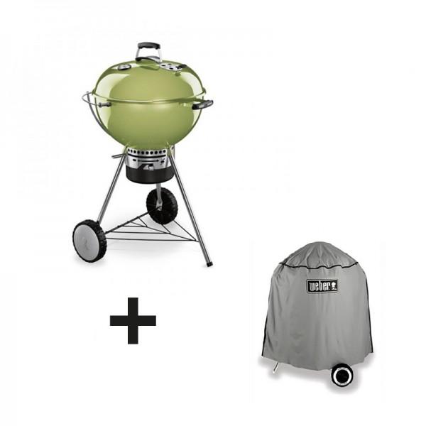 barbecue weber vert. Black Bedroom Furniture Sets. Home Design Ideas