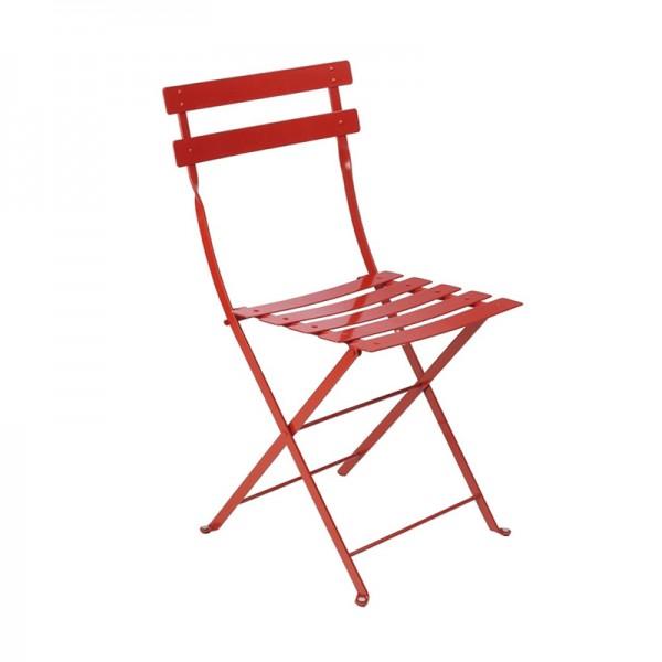 chaises bistro fermob meuble de salon contemporain. Black Bedroom Furniture Sets. Home Design Ideas