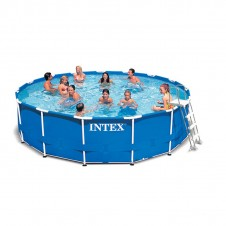"""Kit piscinette """"Metal Frame"""" Ø3,66 m - INTEX"""