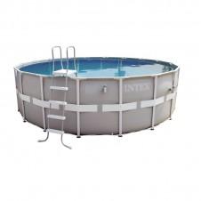 """Kit piscine """"Ultra Frame"""" Ø4,88 m - INTEX"""