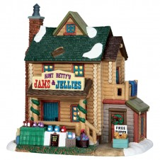 "Boutique ""Aunt Betty's Jams & Jellies"" - LEMAX"