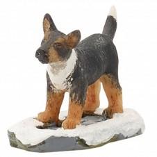 "Figurine ""Dog tubbs"" - LUVILLE"