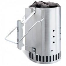 """Cheminée d'allumage """"Rapidfire"""" pour barbecue charbon - WEBER"""