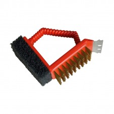 Brosse de barbecue 3 en 1 - BARBECOOK