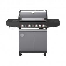 "Barbecue à gaz ""4 brûleurs"" - MASTERCHEF"