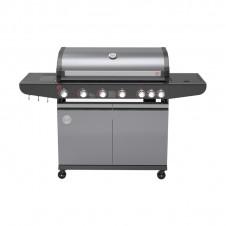 "Barbecue à gaz ""6 brûleurs"" - MASTERCHEF"