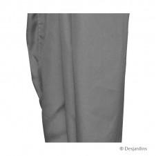Rideau de rechange pour tonnelle 'gris x1' - DESJARDINS