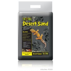 Sable du désert - Noir - Exo Terra 4,5kg