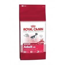 Croquettes Royal Canin pour chien adulte moyen - 15kg