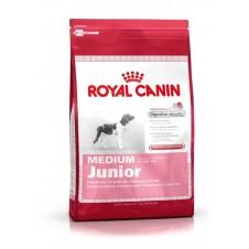 Croquettes Royal Canin pour chiot de taille moyenne - 15kg