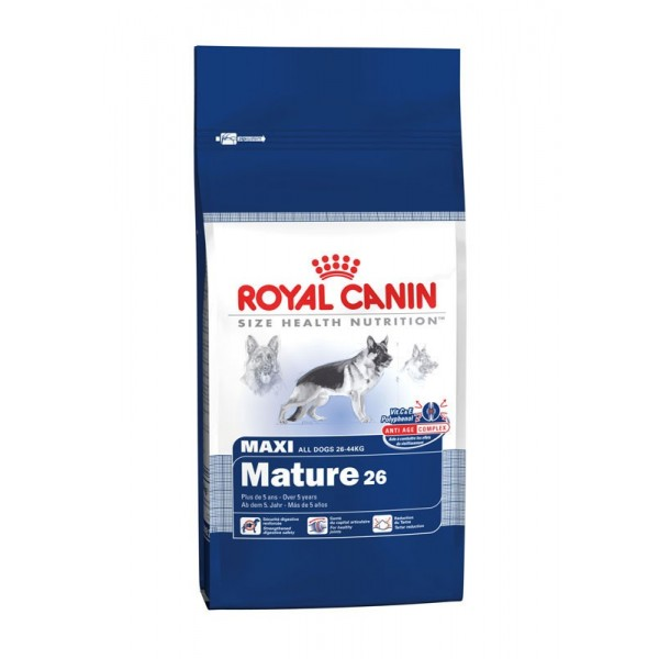 croquettes royal canin pour chien senior de grande taille. Black Bedroom Furniture Sets. Home Design Ideas