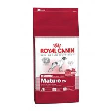 Croquettes Royal Canin pour chien senior moyen - 15kg
