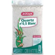 Quartz blanc n°0,5 Zolux - 3L