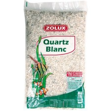 Quartz blanc Zolux - 3L
