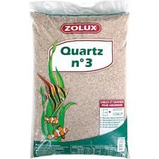 Quartz n°3 beige Zolux - 9 L