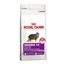 Croquettes Royal Canin pour chat à la digestion sensible - 4kg