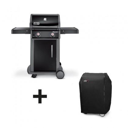 Barbecue gaz comparer les prix des barbecue gaz pour - Housse weber spirit ...
